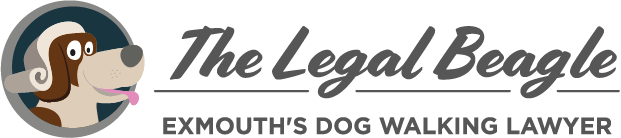 Exmouth Legal Beagle | Exmouth's Dog Walking Lawyer